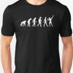 T Shirt Evolution of Zyzz