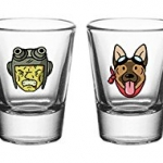 Fallout 4 Shot Glasses