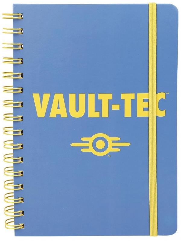 Fallout 4 Vault Tec A5 Notebook