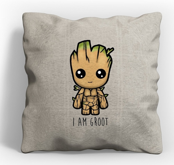 I Am Groot Cute Baby Groot Guardians of The Galaxy