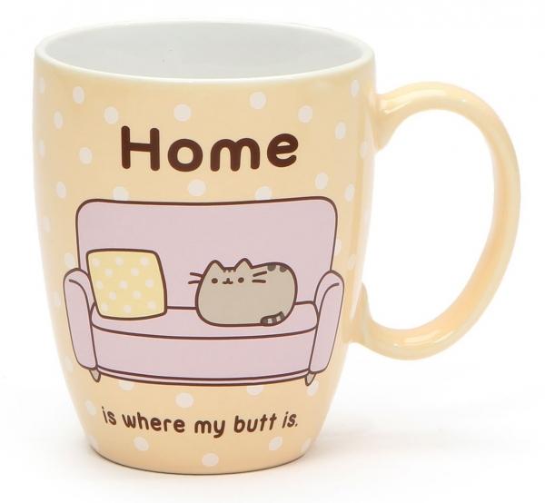 Pusheen Our Name Is Mud Home Mug