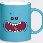 Rick and Morty Mr Meeseeks Face Mug