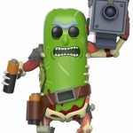 Rick and Morty Pop! Vinyl Figure Pickle Rick with Laser