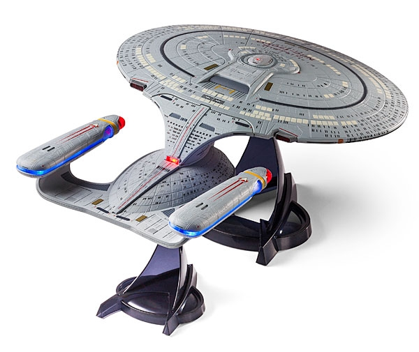 Star Trek Enterprise-D Ship