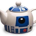 Star Wars R2 D2 Ceramic Teapot