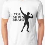 T Shirt Zyzz You Mirin Brah