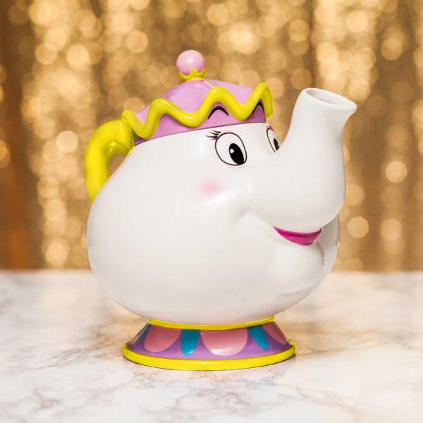 Beauty and the Beast Mrs Potts Teapot