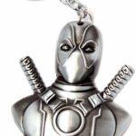 Deadpool Metal Alloy Bottle Opener Keychain